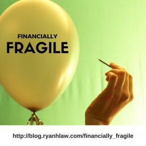 Financially Fragile