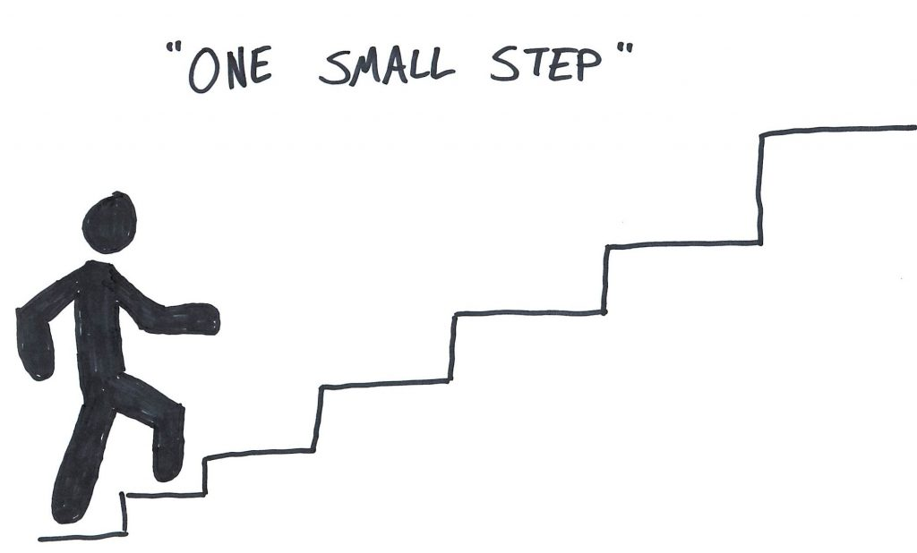 One Small Step – Ryan H. Law, CFP, AFC